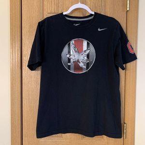 Ohio State Buckeyes T-Shirt OSU Bucks Medium RARE